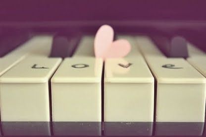 We Heart It via Tumblr Piano Love